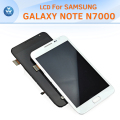 High Quality Display For Samsung Note N7000 Lcd Display Touch Screen Digitizer Assembly With Frame Galaxy Note Display