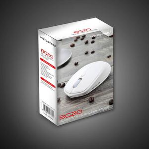 Image 5 - MOTOSPEED BG20 USB Wireless mouse 2400DPI Adjustable USB 3.0 Receiver Optical Computer Mouse 2.4GHz Ergonomic Mice For Laptop PC