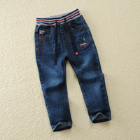 kids boys jeans pants fall spring autumn toddler teenage boy clothes denim jean elastic waist size 3 5 6 7 8 9 10 11 12 13 years