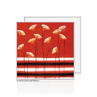 4 Pcs A Lot 360W Customized Design Painting Infrared Heater Panel For Home Office Salon 500