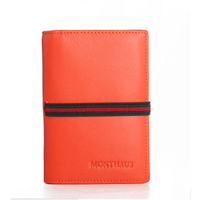 2018 New Genuine Italian Leather Business Card Credit Card Holder Case Wallet Cover for Women Protector Lady Men Pack Bag Gift