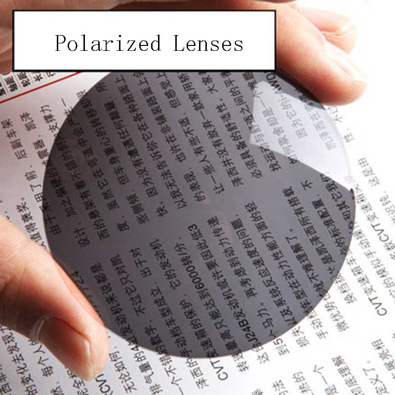 1.499 CR-39 Polarized Sunglasses Prescription Optical Lenses Anti-Glare Polarized Lenses for Driving,fishing,outdoor activity