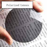 1.499 CR-39 Polarized Sunglasses Prescription Optical Lenses Anti-Glare Polarized Lenses for Driving,fishing,outdoor activity