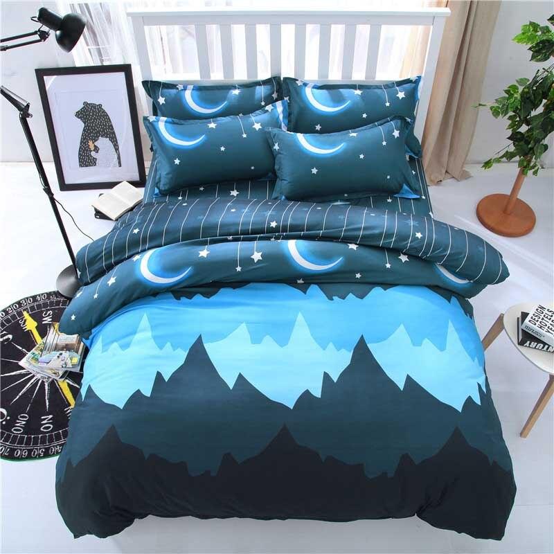 Hot sale cheaper Bedding Set Duvet Cover bedsheet pillowcase Kids Children Bed Set Twin Full Queen King size 3/4pcs freeshipping