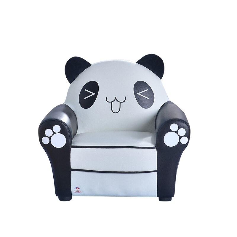 7 canapé chaise pour enfants Mini panda dessin animé canapé chaise enfants canapé enfant en bas âge canapé bébé canapé enfant chaise bébé canapé chaise