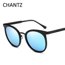 Vintage Brand Designer Polarized Sunglasses Women Round Retro Sun Glasses Metal Frame Eyeglasses For Men Gafas De Sol 8675 цена