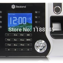A-C071 USB 200MHz Employee Payroll Fingerprint Time Attendance Clock RFID Card Reader