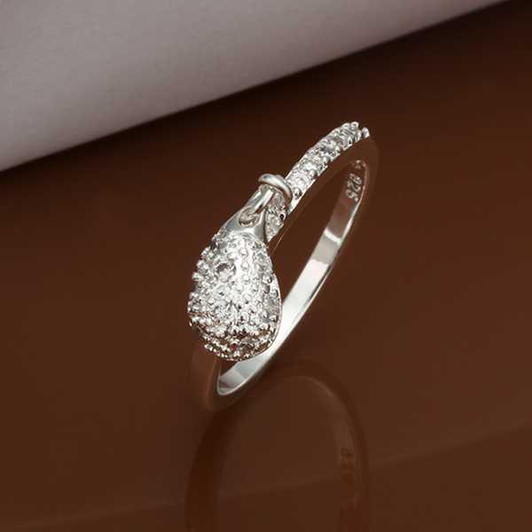 50c6a5a3f 2017 هرع حلقات anillos مجوهرات الزفاف الجملة 925 فضة الأزياء مطعمة zircom  النمسا النساء R299