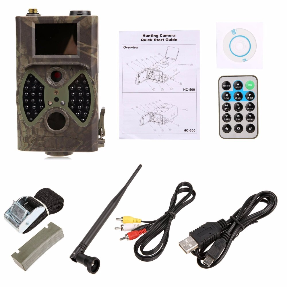 Hunting trial camera night vision hunting camera (7)