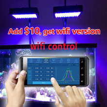 DSunY led aquarim programmable light for marine coral freshwater tank please do not pay for it directly