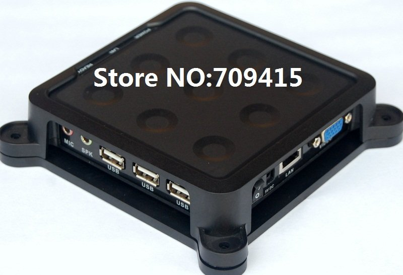 client network N280 station pc 64MB RAM Flash embedded pc and 3 USB Port Support Max 100 Users