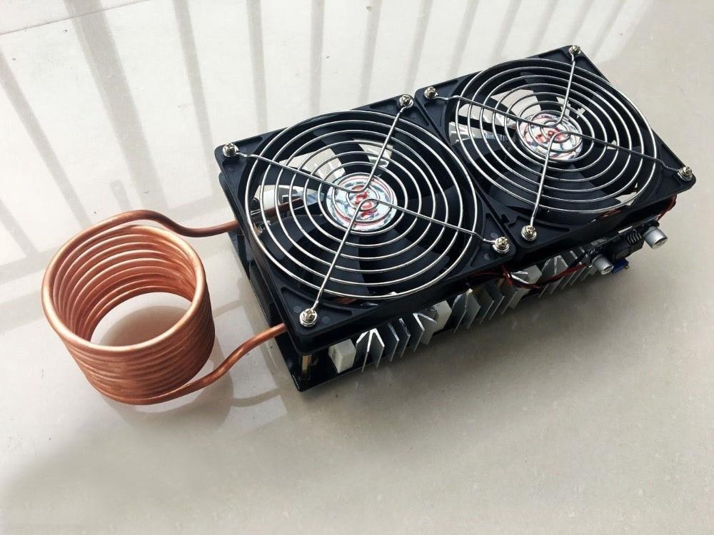 Tesla Coil ventilateur 1800 W zvs induction Heating Board Module Flyback Driver chauffage