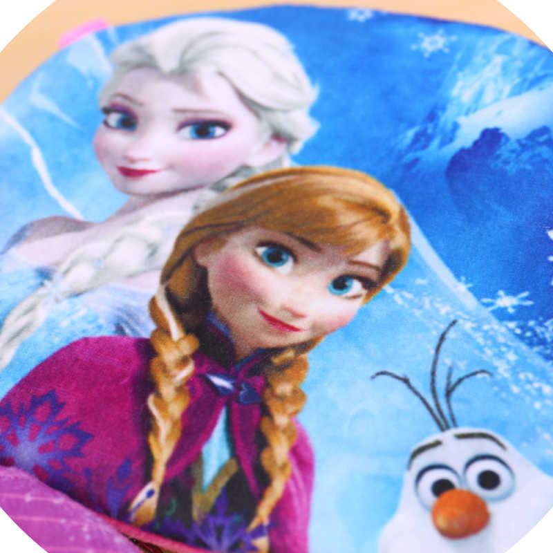 Корейский мультфильм небольшой портфель Обувь для девочек принцессы Милые детские сумки Весенний фестиваль подарок дети плечо мешок школы сумка для хранения
