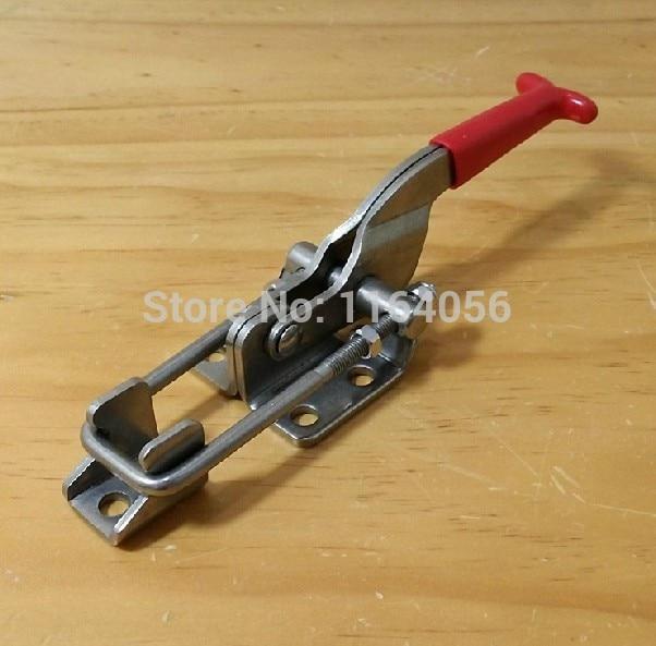 Handwerkzeuge Großhandel Förderung 225 Kg 496 £ Halten Kapazität Metall Latch Aktion Toggle Clamp Werkzeuge