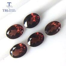 Tbj природный бриллиант свободный драгоценный камень овальной