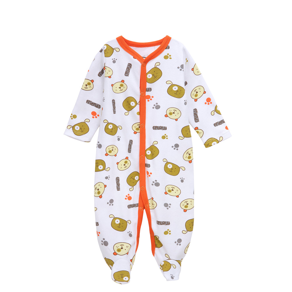 Popular Infant Footed Pajamas-Buy Cheap Infant Footed Pajamas lots ...
