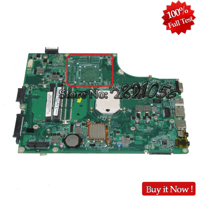 NOKOTION DA0ZR8MB8E0 MBPV606001 MB.PV606.001 For Acer aspire 5553 5553G Laptop Motherboard DDR3 Free CPU Tested da0zr8mb8e0 mbpu806001 mb pu806 001 for acer aspire 5625 5625g 5553g laptop motherboard hd5470 ddr3