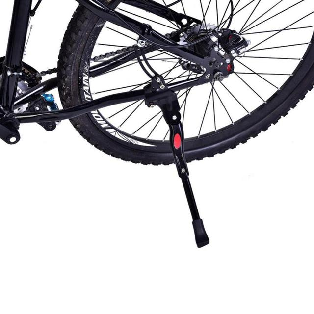 43b7aed7e4c Adjustable Mountain Road Bike Kickstand Parking Rack Bicycle Support Side  Kick Stand Foot Brace Cycling Bicycle Parts