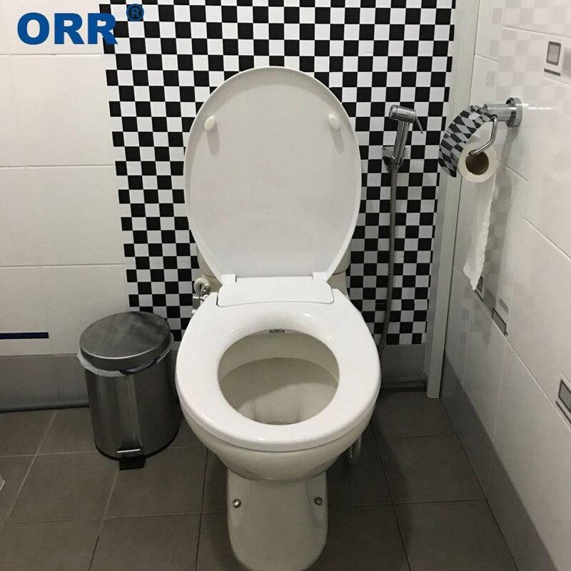 Биде туалет вложений пресной воды-Электрический механический опрыскиватель простой чистое тело As шайба реализации irrigador Орр