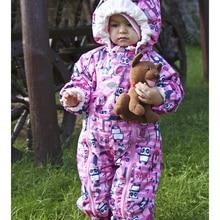 Комбинезон детский Reike Safari friends pink