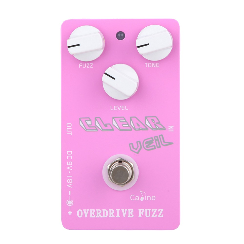 Classic and modern music CP-32 Overdrive Fuzz Guitar Pedal Caline Effects Guitar Parts modern classic банкетка