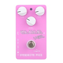 Classic and modern music CP-32 Overdrive Fuzz Guitar Pedal Caline Effects Guitar Parts