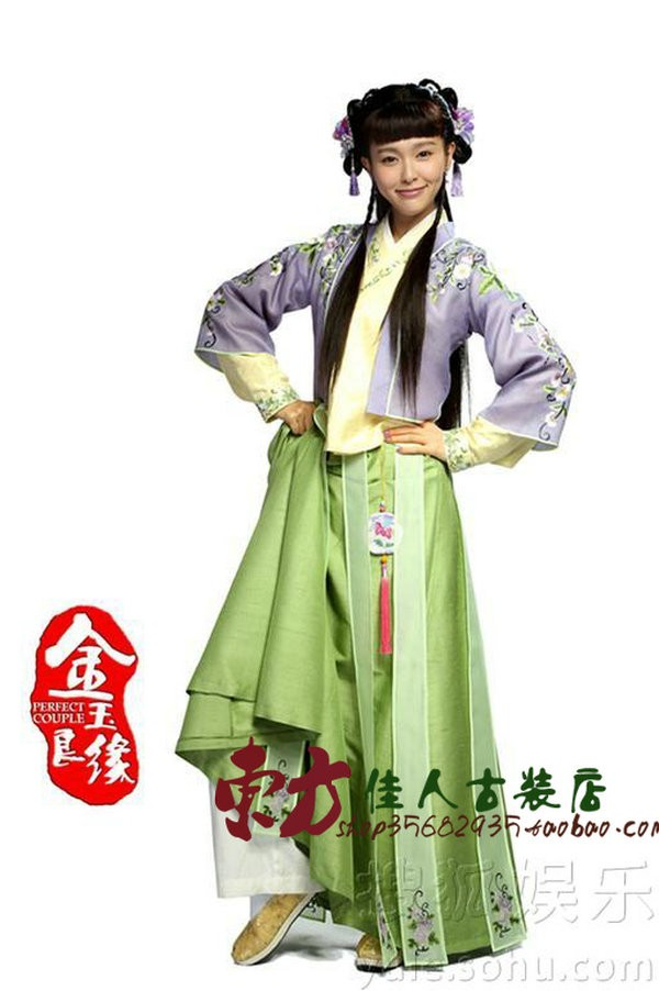 25d1fc58d Kids Adult 2 Sizes Jin Feng Yu Lu TV Play Jin Yu Liang Yuan Same ...