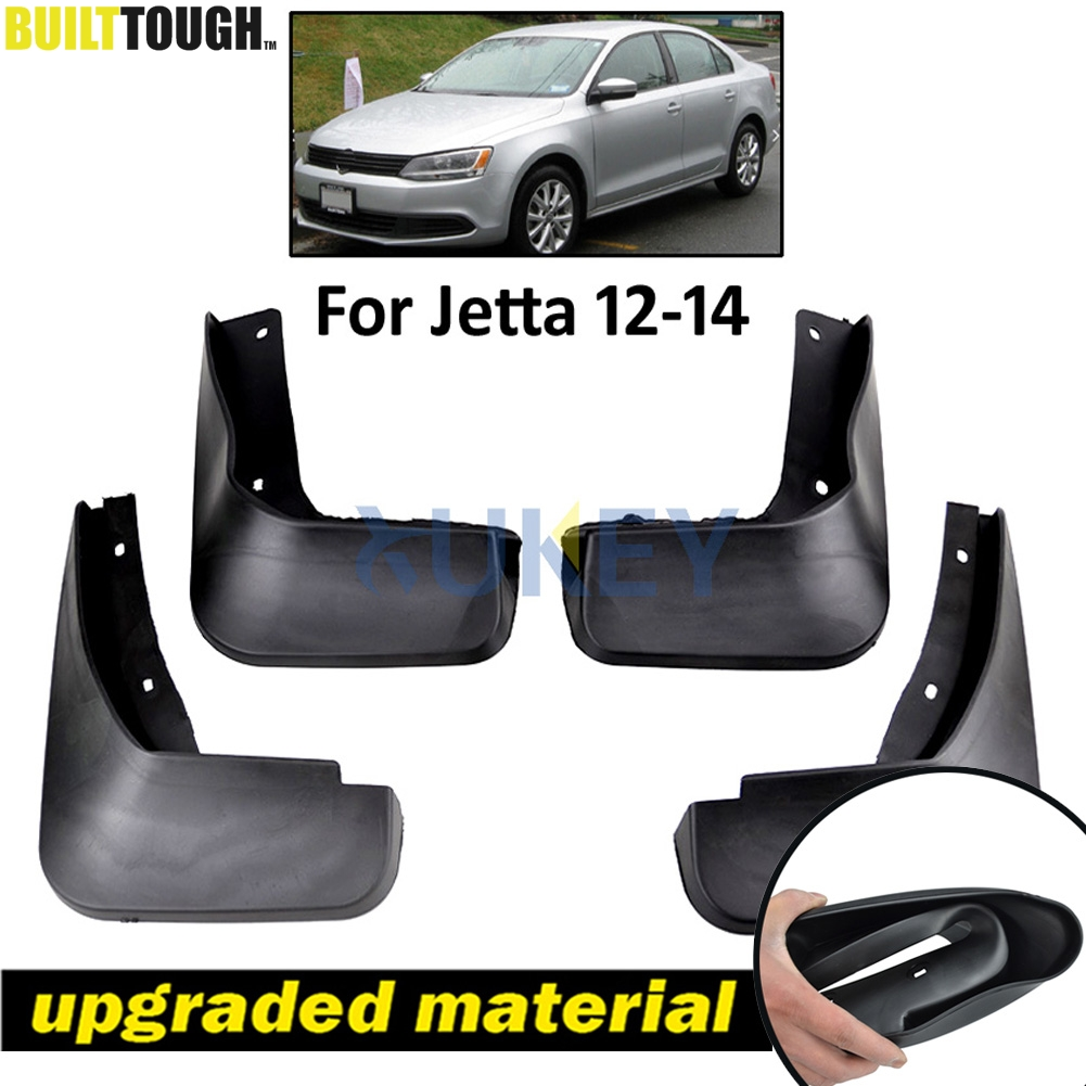 Car Mud Flaps Splash Guard Fender Mudguard for Volkswagen Jetta 2011-2014 A6