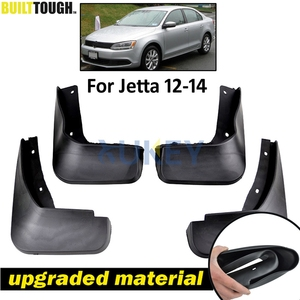 Image 1 - Set Mud Flaps For VW Jetta Mk6 A6 2011 2012 2013 2014 Vento Sedan Mudflaps Splash Guards Front Rear Mud Flap Mudguards Fender