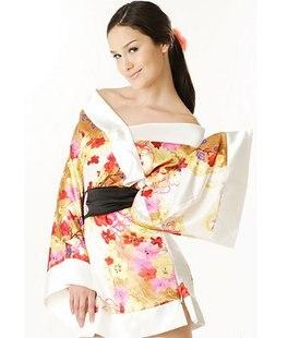 Sexy geisha girl costume