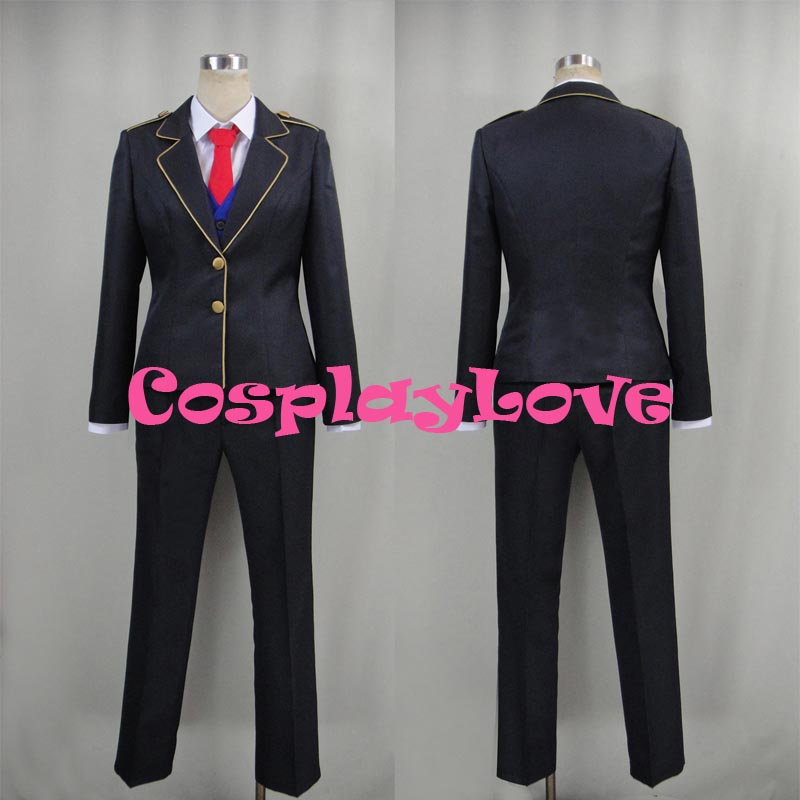 Newest Custom Made Japanese Anime RWBY Beacon Academy Male Cosplay Costume From RWBY Costumes