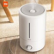 Оригинальный увлажнитель воздуха Xiaomi Deerma 5L, Бесшумный ультразвуковой Ароматический диффузор, бытовой тумана, Fogger, Очищающий увлажнитель воздуха, масло