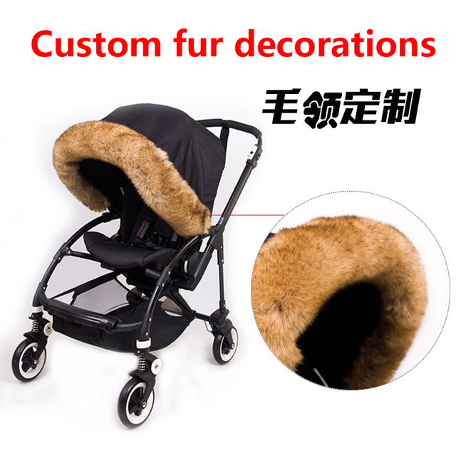 Sun shade Fur accessories baby stroller sunshade Canopy Cover Fur accessories buggy pushchair Pram Car Sunshade  sc 1 st  AliExpress.com & Sun shade Fur accessories baby stroller sunshade Canopy Cover Fur ...
