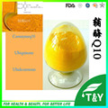 Popular low price Best  quality coenzyme q10 powder  10%    100g