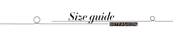 size guide  6-8