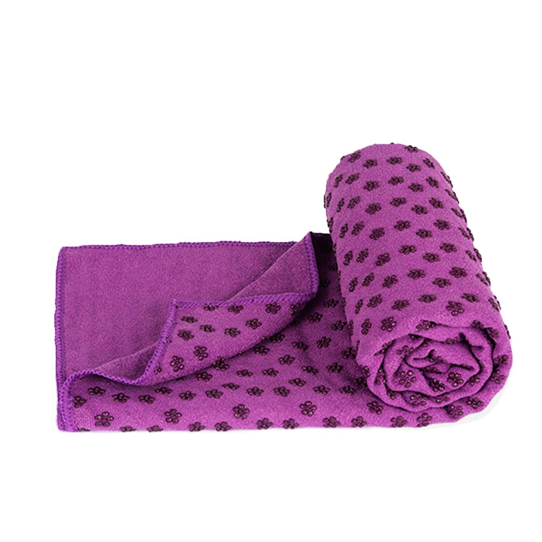 yoga neometric mat travel towel products plyopic design