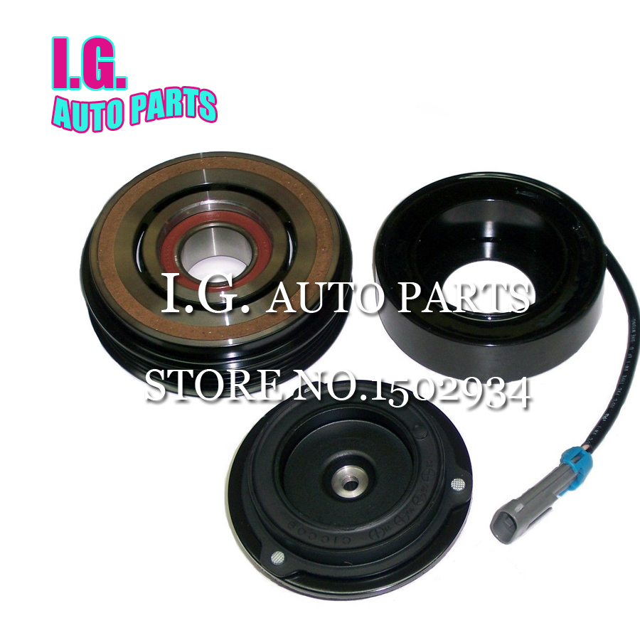 Installation Of 2002 Chevrolet Avalanche 2500 Brakes: Brand New AC Clutch For Car Chevrolet Avalanche 1500 2500