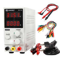 LW 3010D Laboratory Adjustable DC Power Supply 30V 10A 4 digit Display Adjustable Switching Power Supply laptop Phone Repair