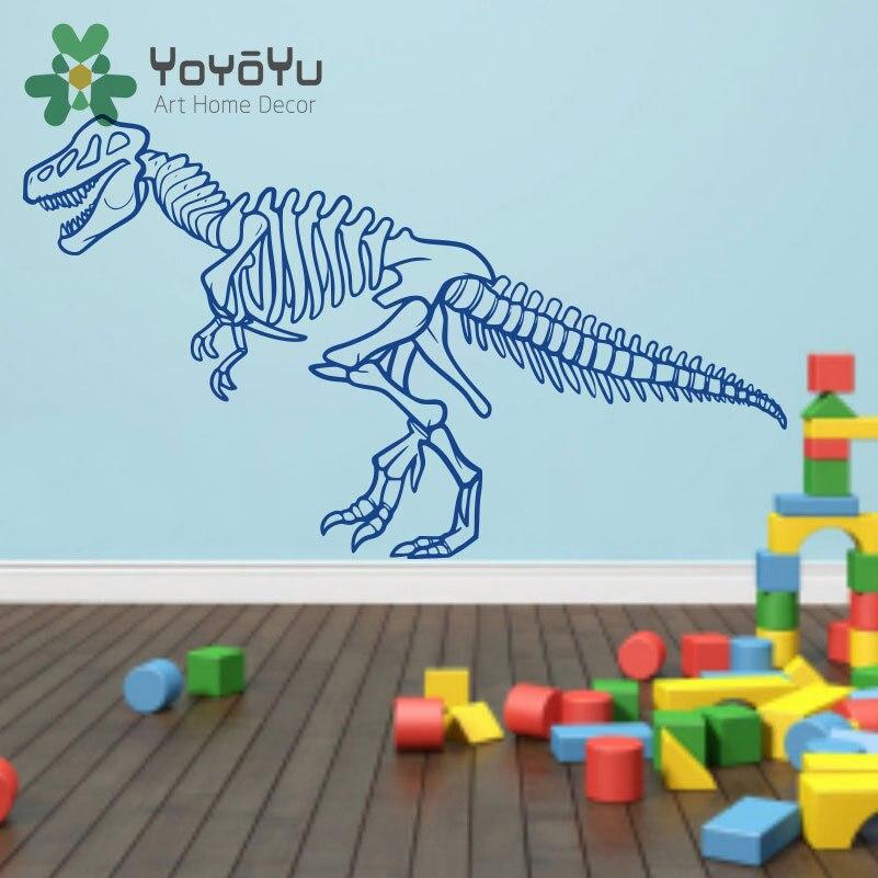 Dinosaurus Muurtattoo Art Room Decor Sticker Vinyl dinosaurus decor ...
