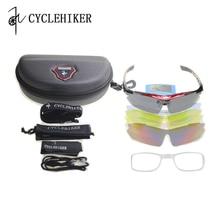 UV400 Polarized Cycling Sunglasses Men Women lunette cyclisme fietsbril oculos ciclismo Riding Fishing Cycling Glasses 5 Lens
