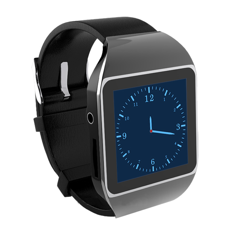 8GB Touch Screen Smart Watches Sport Mp3 Player Support FM E-Book Bluetooth Pedometer Runner Sports Type  MP3 Player