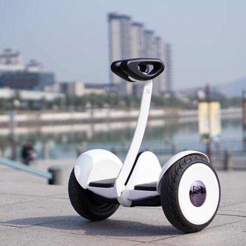 Самобалансирующийся скутер оригинальный Xiaomi Mijia мини двухколесный умный электрический скутер 10 дюймов Ховерборд скейтборд для Gokart комплек... - 3