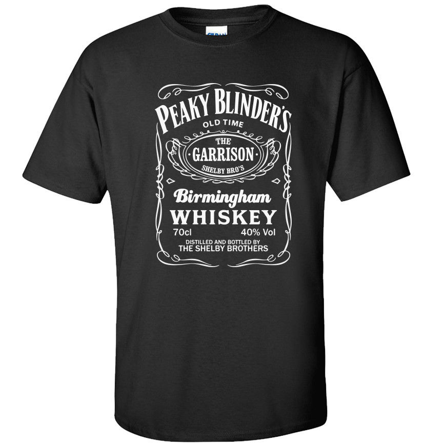 Adults /& Kids Sizes TV Film By The Order Of The Peaky Blinders T-Shirt