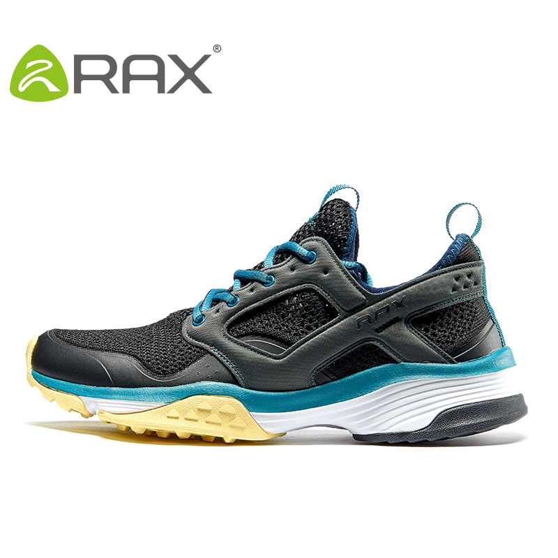 RAX Mens Breathable Running Shoes for Woman Light Outdoor athletic Sport shoes Sneakers Men Training Shoes Zapatos Hombre peak sport men outdoor bas basketball shoes medium cut breathable comfortable revolve tech sneakers athletic training boots