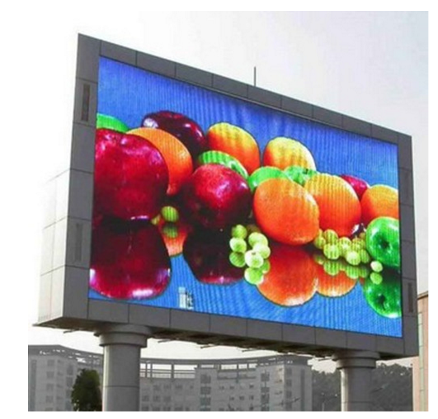 hot sale price big advertising video wall led billboard hd p4 full color rgb led display screen panel
