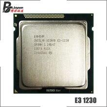 Intel Xeon E3-1230 E3 1230 3,2 GHz Quad-Core CPU procesador M 80W LGA 1155