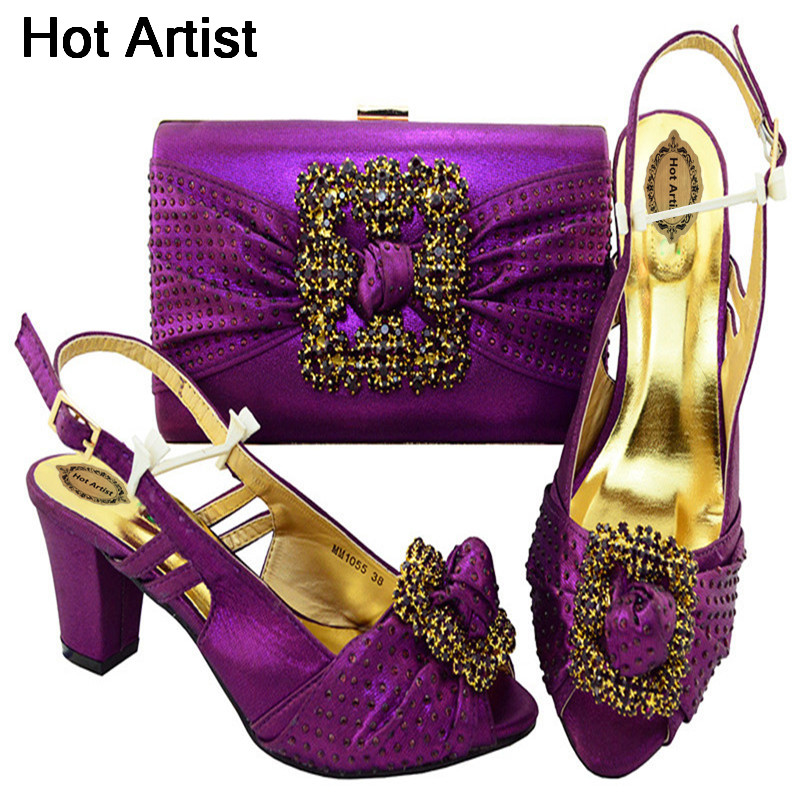 Hot Artist Shoes And Bag Set African Sets Italian Shoes With Matching Bags High Quality Women Shoes And Bag To Match Set MM1055 видеоигра для xbox one steep winter games edition