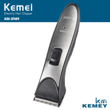Kemei New Electrical Hair Clippers Private Hair Trimmers Cost For Hair Salon Haircut Barber Scissors Styling Instruments KM-3909