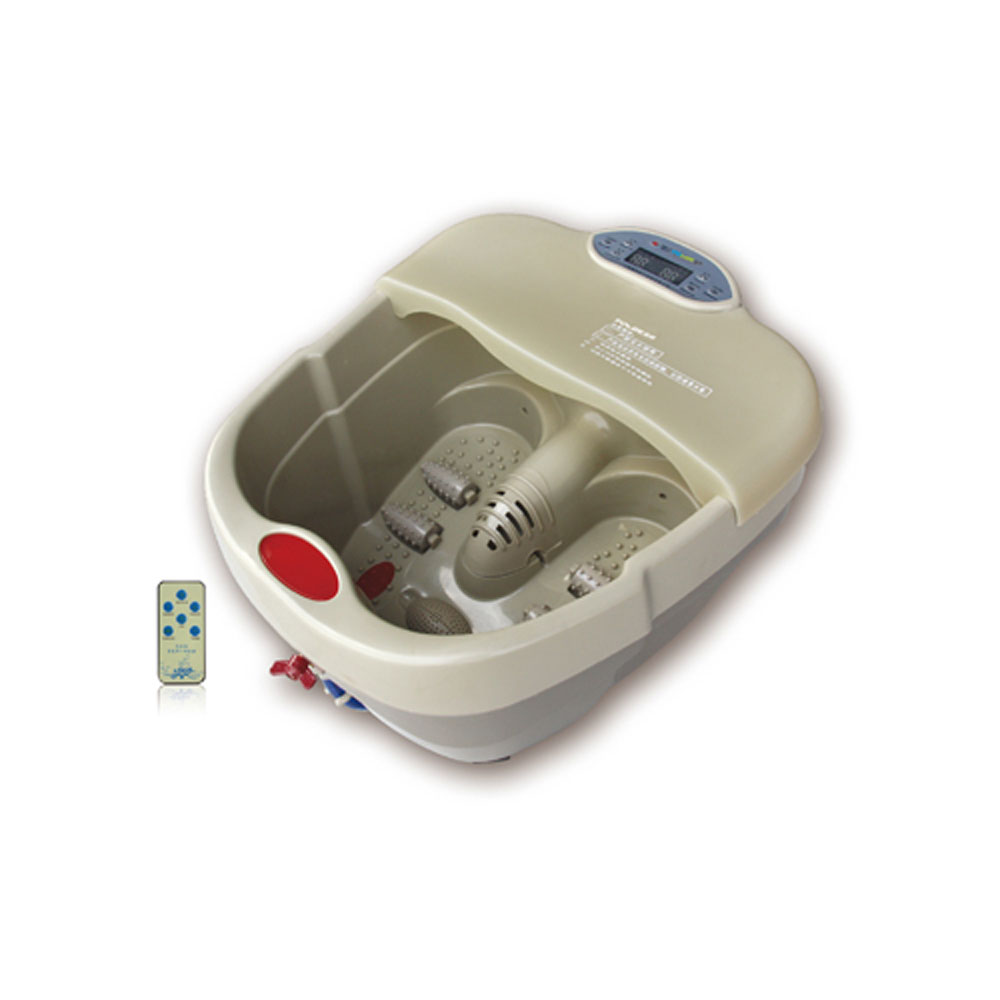 Portable Foot Spa Massage Hot Bath 35-50 degree Magnetic Vibration Technology dispel illness and keep health migration illness and healthcare