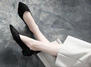Image 3 - חדש אופנתי נשים נעליים שטוחות